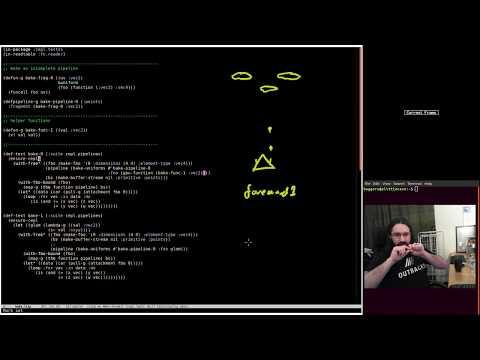 Pushing Pixels with Lisp - Episode 27 - Daft 2D Engine (Part 0)