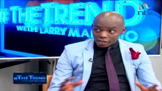 #theTrend: Jimmy Gait explains the meaning of 'sponsor' in his latest song