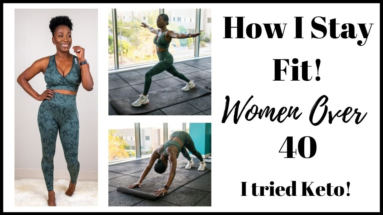 Staying Fit Over 40   Keto Cycle