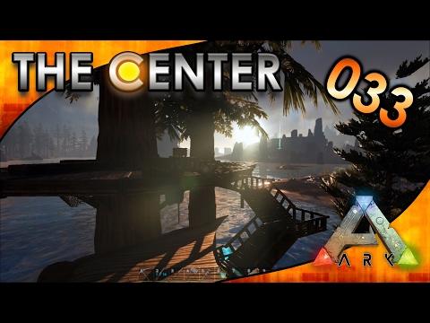 Super Idee! Tree-Sap-Farm von Feli 🐲 ARK THE CENTER #033 [Gameplay | Deutsch | German]