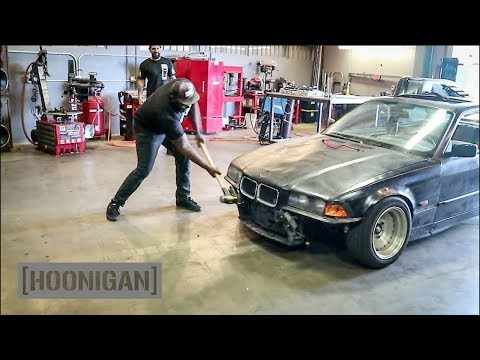 [HOONIGAN] DT 062: Mods Gone Wrong ($350 BMW E36)