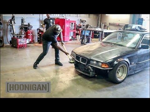 [HOONIGAN] DT 062: Mods Gone Wrong ($350 BMW E36)