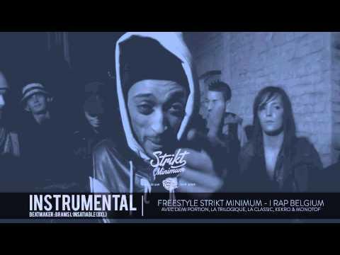 FREE INSTRUMENTAL (BY BRAMS L'INSATIABLE) - DEMI PORTION, LA TRILOGIQUE, LA CLASSIC, KEKRO & MONOTOF