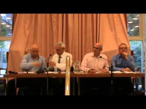 Debating Israel/Gaza - Operation Protective Edge