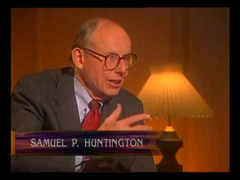 IN CONVERSATION - LATE SAMUEL P. HUNTINGTON