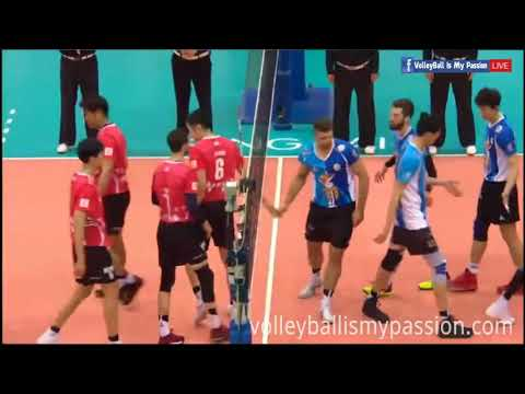 [Finals V] Beijing VS Shanghai | 21-04-2018 | Chinese Men's volleyball super league 2017/2018