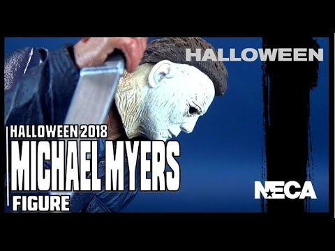 TOY SPOT | Neca Halloween 2018 Michael Myers Figure