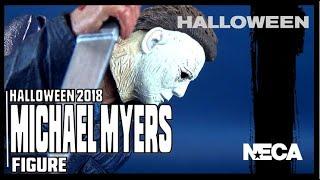 toy spot neca halloween 2018 michael myers figure