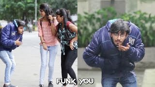 Epic Head Drop Magic Prank - Funk You (Pranks In India)