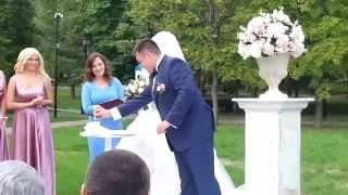 Свадьба Анатолия и Анастасии. 30.08.2014