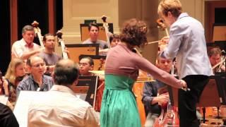 Ensaio Aberto - Marin Alsop e Hilary Hahn interpretam Prokofiev