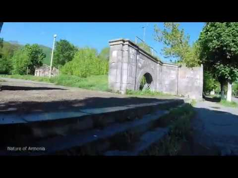 Ванадзор - Химзаводской парк и парк перед школой №4