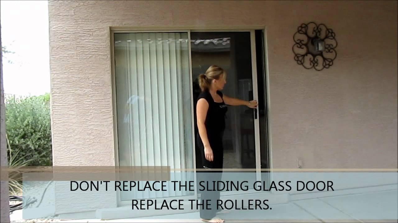 Sliding Glass Door Repair In Sarasota, FL