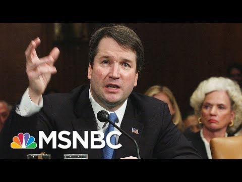 Brett Kavanaugh Brings Long Record To SCOTUS Confirmation Process | Rachel Maddow | MSNBC