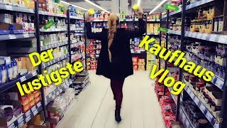 Großeinkauf/Vlog, Lisha geht ab😂 | Lisha&Lou