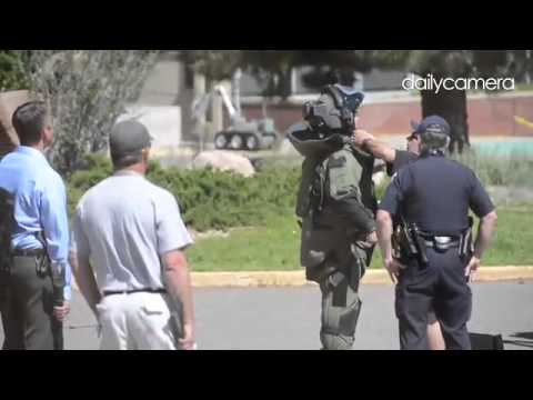 Most complete video at Southern Hills Middle School bomb scare #boulder #suspiciouspackage