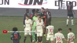 Alianza Lima se pronuncia por el árbitro Michael Espinoza