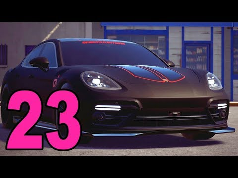 Need for Speed: Payback - Part 23 - Murdered Out Panamera!