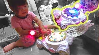Repeat youtube video 魔法使いプリキュア 「魔法のレインボーキャリッジ&プレシャスブレス」で遊んでみた。Maho Tsukai PreCure Maho Girl Rainbow carriage