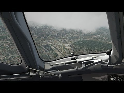 [X-Plane 11] Maddog Captain fly with the Maddog Bulgarian Air Charter MD-82 Sofia to Split