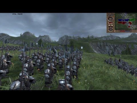 BLOOD IN THE IRON HILLS - Good Vs Evil - Third Age Reforged (3v3)
