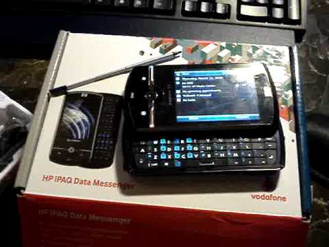 HP iPAQ Data Messenger Vodafone