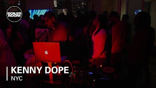 Kenny Dope Boiler Room NYC DJ Set / W Hotel Times Square #WDND