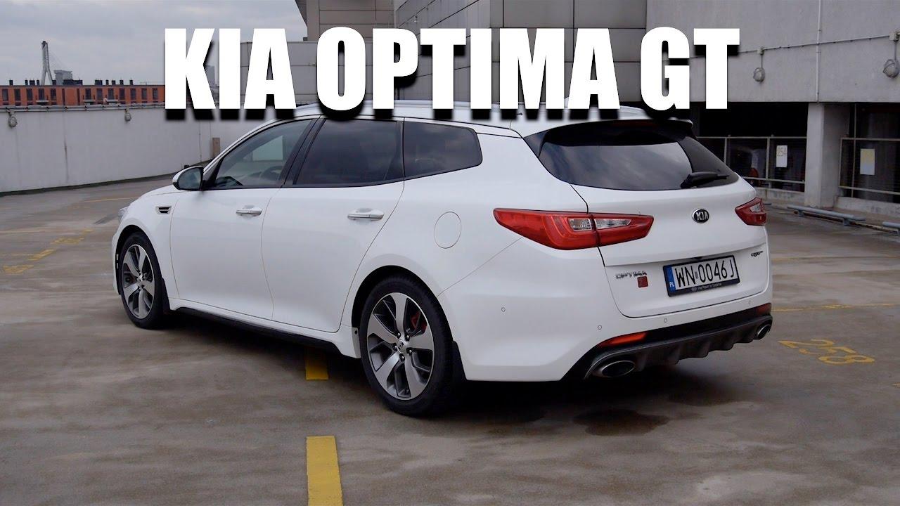 Marekdrives Kia Kiaoptima