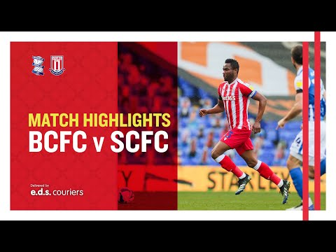 Birmingham Stoke Goals And Highlights