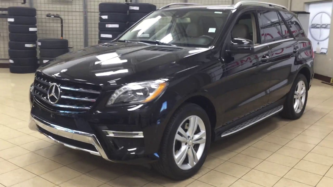 2015 mercedes benz m class ml 350 bluetec review youtube. Black Bedroom Furniture Sets. Home Design Ideas