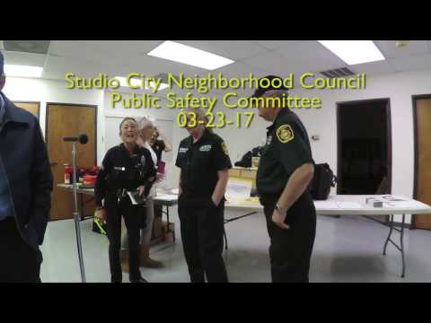 SCNC Public Saftey Committee 03-23-17