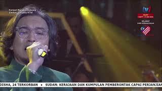 ILHAM PUJANGGA - ANUAR ZAIN ft VANIDA IMRAN (KONSERT BANGKIT MALAYSIA)