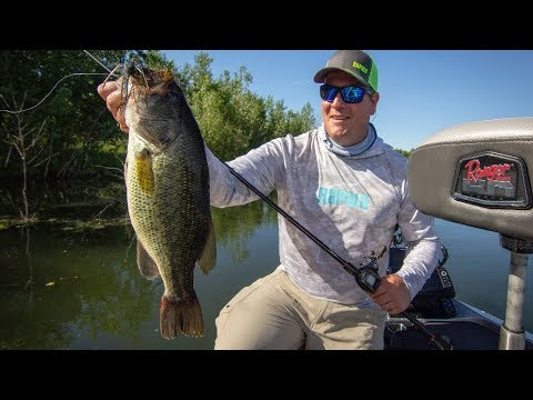 Mastering a 2-Pronged Crankbait and Jig Strategy for Bass