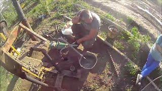 Абиссинская скважина(Абиссинский колодец)(Абиссинская cкважина получилась на 16 метрах, но сначала попробовали установить скважину на 9 метров, на..., 2015-05-24T21:27:49.000Z)