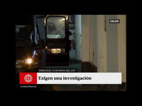 América Noticias - Primera Edición - Titulares 31-05-2017