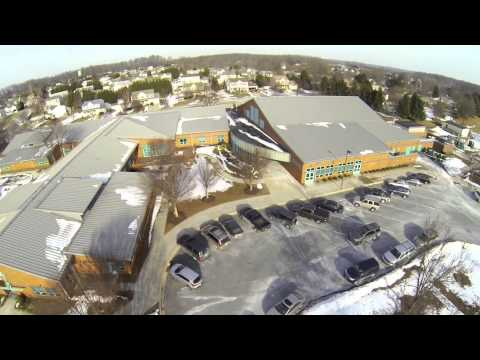 Welcome to Fountain Green Elementary School - AERIAL TOUR, Bel Air, Harford County 21015