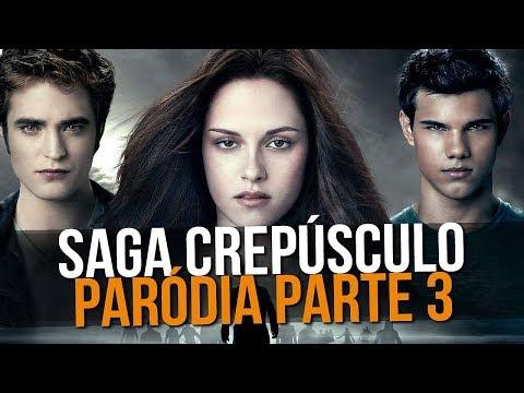 SAGA CREPÚSCULO - PARTE TRÊS #ParodiasTNT