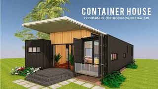 Shipping Container Homes Modern - Modern Shipping Container Home Install. Honomobo.
