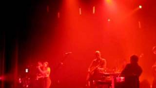 Milow - Darkness Ahead And Behind (live @ AB)