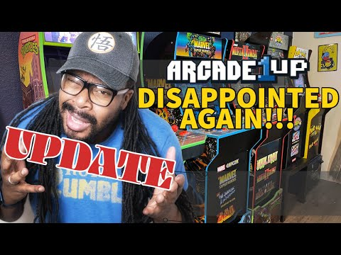 My Final Fight Arcade1up UPDATE from Mr. Wright Way