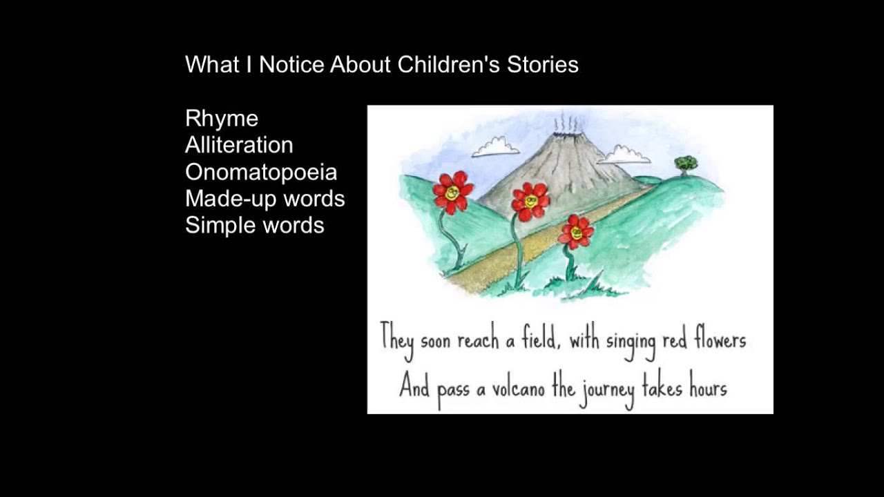 How to Write a Childrens Story advise