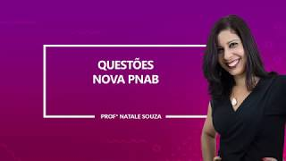 Questões NOVA PNAB 2018