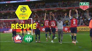 LOSC - AS Saint-Etienne ( 3-1 ) - Résumé - (LOSC - ASSE) / 2018-19