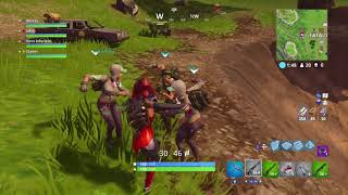 """Fortnite *NEW* """"Freestyle"""" Dance IN SYNC"""