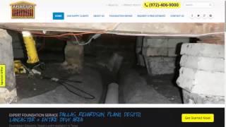 Dallas Foundation Repair Review | Call (972) 406-9000 | Foundation Repair Dallas TX | Plano