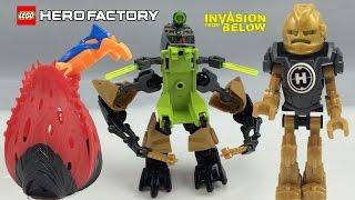 NEW Lego Hero Factory Rocka Crawler 44023 HTF Sealed