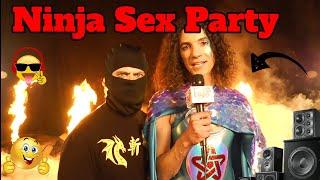 Download Video Ninja Sex Party   EXCLUSIVE!!!!  behind the scenes & interview MP3 3GP MP4