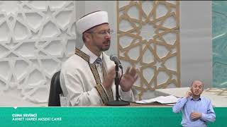 Cuma Vaazı - 20 Ekim 2017 2017 Video