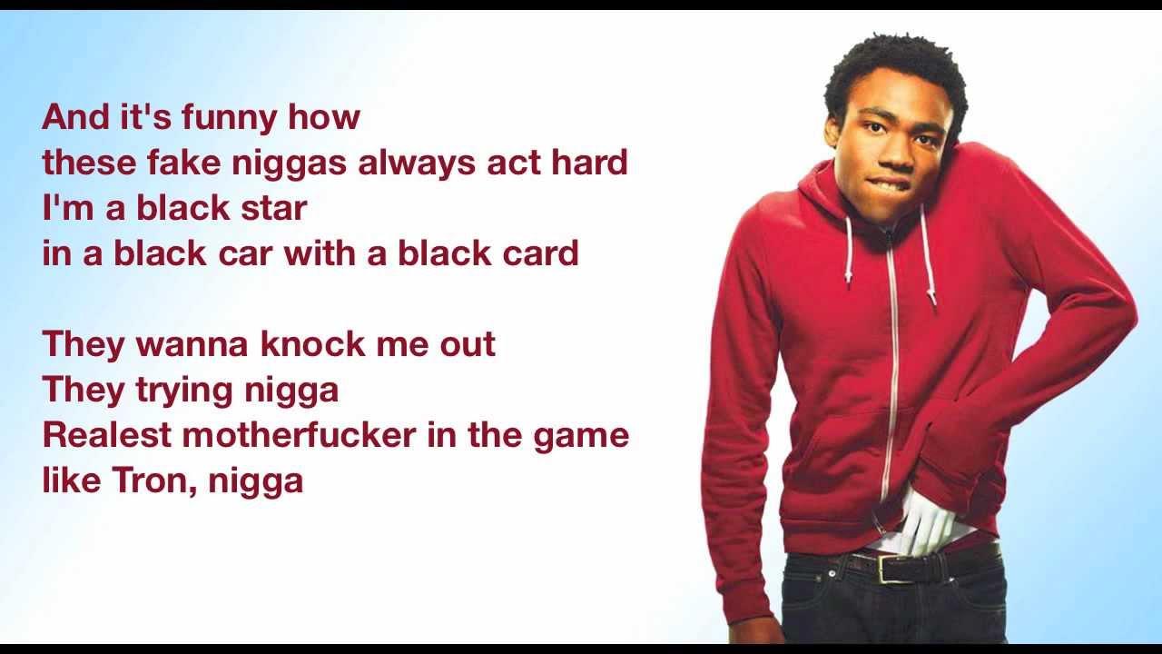 Childish Gambino - You See Me (with Lyrics) HD - YouTube