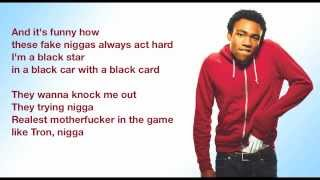 Childish Gambino - You See Me (with Lyrics) HD